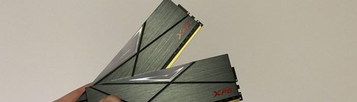 XPG Spectrix D50 - memorii cu iluminare RGB