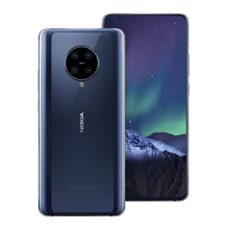 Nokia 9.3 PureView va putea filma 8K