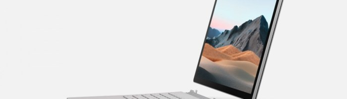 Microsoft a lansat Surface Book 3