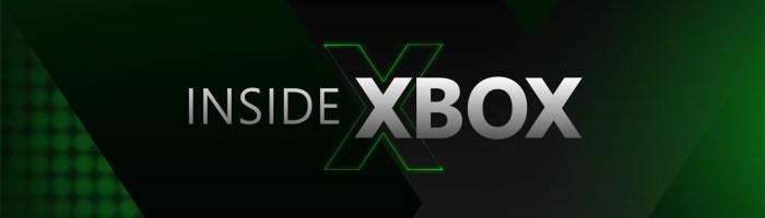Ce jocuri pentru Xbox Series X au fost prezentate in cadrul inside Xbox?