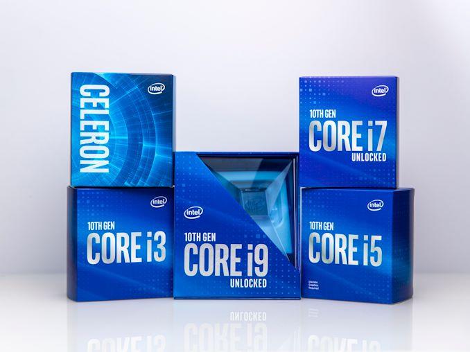 Intel a lansat generatia a 10-a de procesoare sub numele Comet Lake