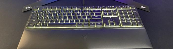 Review Razer Ornata V2 - tastatura semi-mecanica