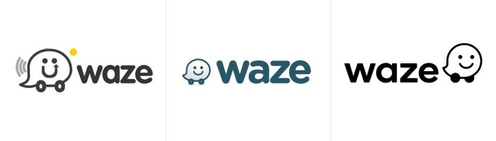 Waze are logo nou