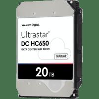 Western Digital a lansat HDD-uri de 20TB