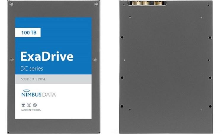Vreti un SSD de 100TB?