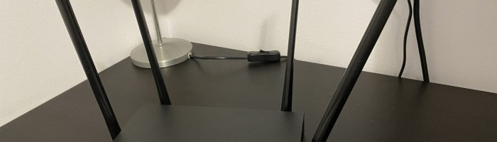 Tenda W18E - router ce poate suporta 3 provideri de internet