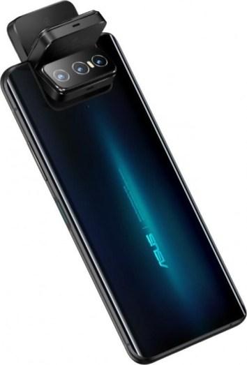 Asus Zenfone 7 back