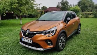 Renault Captur 2020 1.5 dCi EDC (automat) review: plăcut impresionat