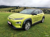Hyundai Kona (2020) electric 64 kWh review: frica de autonomie dispare