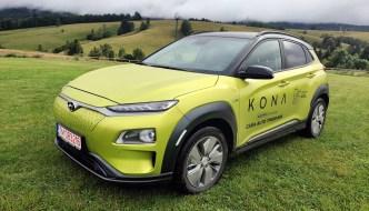 Hyundai Kona (2020) electric 64 kWh review: frica de autonomie dispare