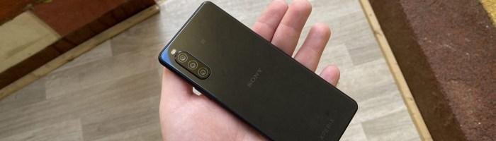 Review Sony Xperia 10 II - o alternativa serioasa pentru brandurile din China