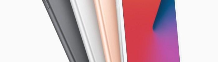 Apple a prezentat iPad Air 4 si un iPad 8