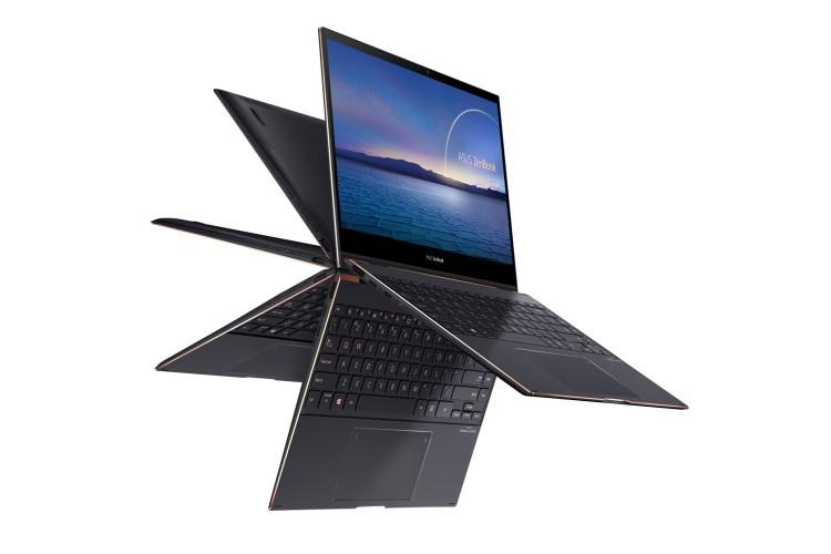 ASUS ZenBook Flip S cu ecran OLED