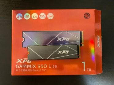 ADATA GAMMIX S50 Lite (4)