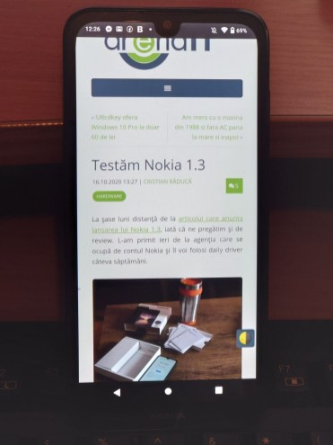 Nokia 1.3 diplay (3)