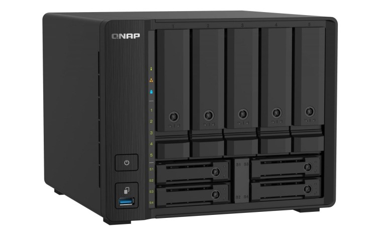 QNAP a lansat TS-932PX cu procesor quad core