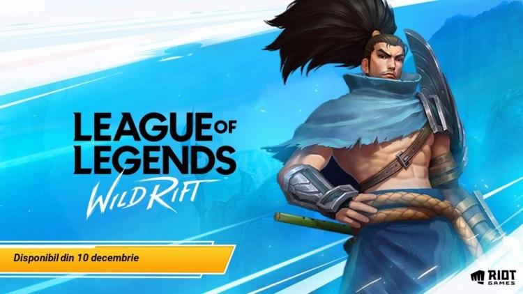 League of Legends: Wild Rift - lansat acum si in Romania