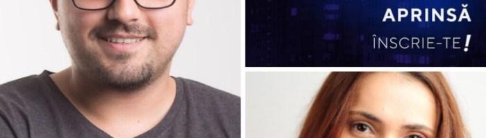 Podcast despre ArenaIT, online, campanii și sfaturi pentru bloggeri (cu Darius și Claudia)