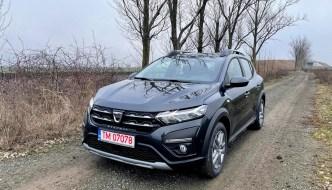 Dacia Sandero Stepway 1 TCe (2021) review: o mașină cu totul nouă [+video]