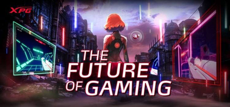 XPG lanseaza la CES 2021 produse pentru gameri