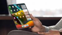 LG ajuta Apple sa lanseze un telefon pliabial