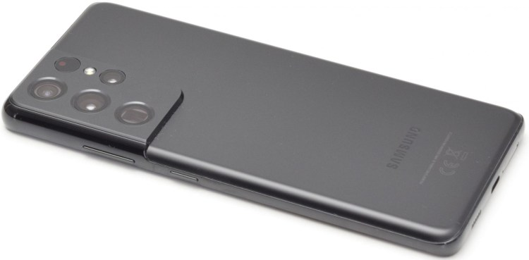 Samsung Galaxy S21 Ultra - primele impresii