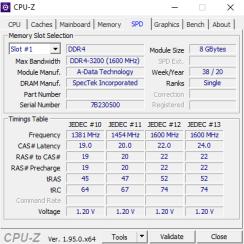 CPU Z 4