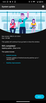 Motorola Moto G30_software update (2)