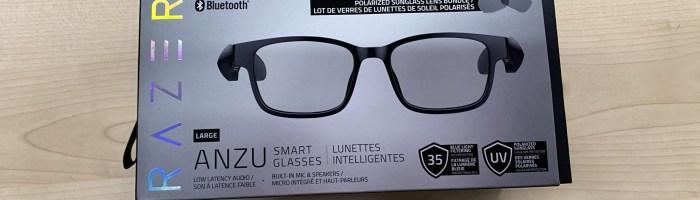 Razer ANZU - ochelari de soare inteligenti