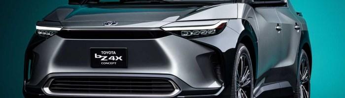 Toyota nu mai investete in hidrogen - pregatesc multe modele electrice in urmatorii ani