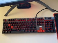 XPG Summoner – o tastatura cu Cherry MX Silver si pret bun