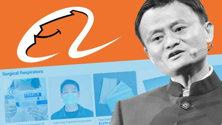 Alibaba a primit o amenda de 2.8 miliarde de dolari de la....China
