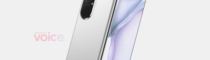 Huawei P50 intarzie dar ar putea veni cu Harmony OS