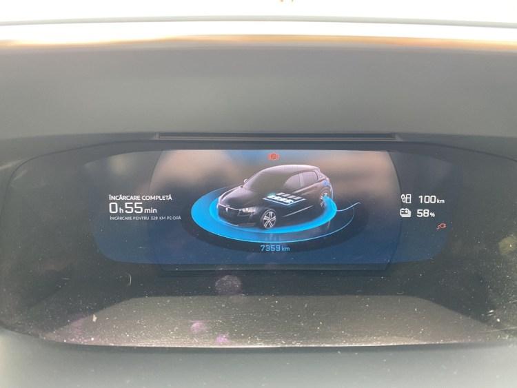 Review Peugeot e208 - masina electrica de oras + prima mea experienta cu o masina electrica