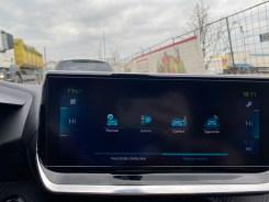 sistem multimedia peugeot 208 electric (19)