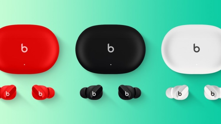 Apple a lansat castile Beats Studio Buds