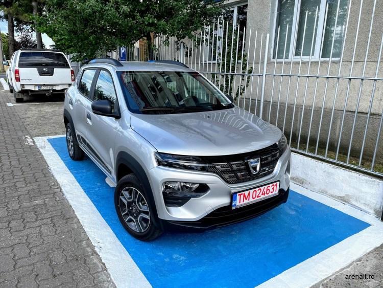 Cand va oferi Dacia mai multe masini electrice?