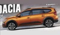 Asa ar putea arata noul model Dacia ce va fi lansat in toamna