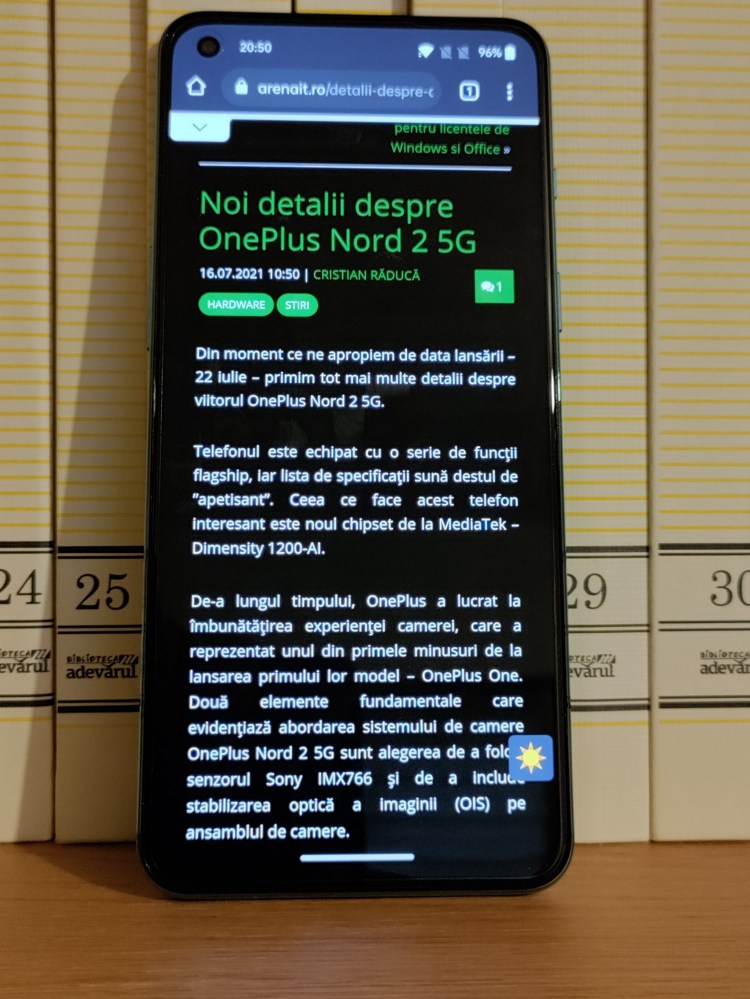 Review OnePlus Nord 2 5G - midrange level 2.0