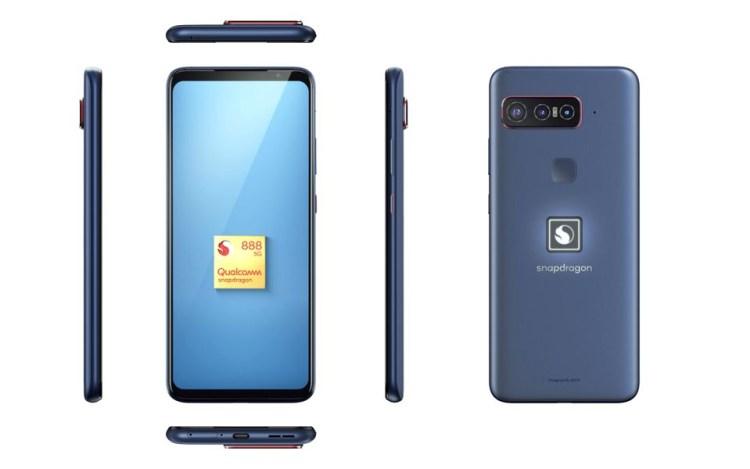 Qualcomm si ASUS au lansat un telefon de 1500 de dolari