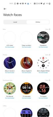 Screenshoot Xiaomi Mi Watch (2)