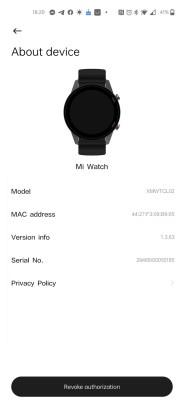 Screenshoot Xiaomi Mi Watch (3)