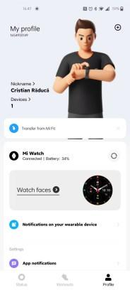 Screenshoot Xiaomi Mi Watch (9)