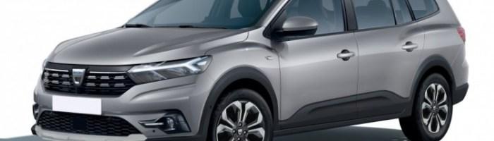 Dacia Jogger - lansare pe 3 septembrie