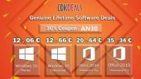 Licenta de Windows 10 permanenta pentru doar 12 euro