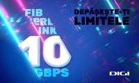 Digi lanseaza internetul Fiberlink 10 si 2.5 Gbps prin fibra