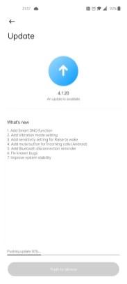 Xiaomi Mi Watch Lite update (1)