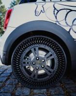 Michelin Uptis – anvelopa revoluționară care nu face pană