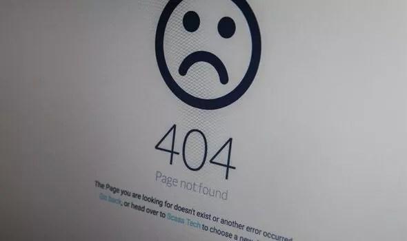 Reţelele de socializare și alte servicii online sunt nefuncţionale