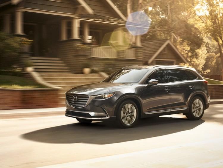 Mazda nu trece pe electric - motoare cu 6 cilindrii in linie pe noile SUV-uri